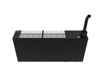 Hewlett Packard Enterprise P9Q35A 16AC outlet(s) 2U Black power distribution unit (PDU)