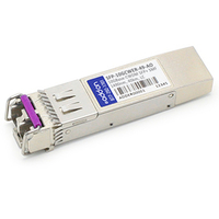 Add-On Computer Peripherals (ACP) SFP-10GCWER-49-AO Fiber optic 1490nm 10000Mbit/s SFP+ network transceiver module