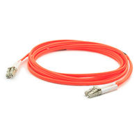 Add-On Computer Peripherals (ACP) ADD-LC-LC-12M5OM2 12m LC LC Orange fiber optic cable
