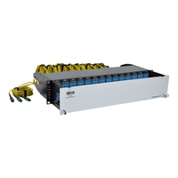 Tripp Lite N48K-42M8L168SB 2U patch panel