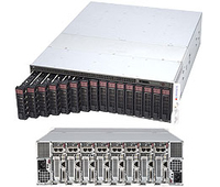 Supermicro SYS-5038MD-H8TRF Intel SoC BGA 1667 3U Black server barebone