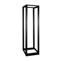 CyberPower CR45U40001 Freestanding rack 45U 800kg Black rack