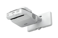 Epson PowerLite 685W Wall-mounted projector 3500ANSI lumens 3LCD WXGA (1280x800) Grey,White data projector