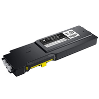 DELL XMHGR Laser toner 9000pages Yellow laser toner & cartridge