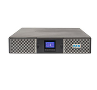 Eaton 9PX1000GRT Double-conversion (Online) 1000VA 8AC outlet(s) Rackmount/Tower Black,Silver uninterruptible power supply (UPS)