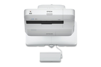 Epson BrightLink 696Ui Wall-mounted projector 3800ANSI lumens 3LCD WUXGA (1920x1200) Grey,White data projector
