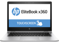 "HP EliteBook x360 1030 G2 2.50GHz i5-7200U 13.3"" 1920 x 1080Pixels Touchscreen Zilver Hybride (2-in-1)"
