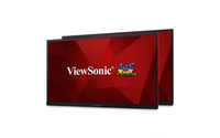"Viewsonic VG Series VG2753_H2 27"" Full HD IPS Black computer monitor LED display"