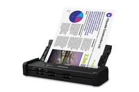 Epson DS-320 Sheet-fed scanner 600 x 600DPI Black