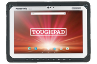 Panasonic Toughpad FZ-A2 32GB Black,Silver tablet