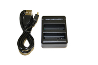 BTI GPRO-AHDBT-401-CH-BA Indoor Black battery charger