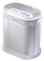Honeywell HPA100WE4 14m² 33W Blanc purificateur d'air