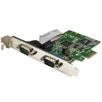 StarTech.com PEX2S1050 Internal Serial interface cards/adapter