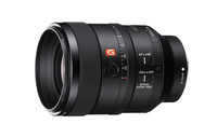 Sony FE 100mm F2.8 STF GM OSS SLR Telephoto lens Black