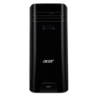 Acer Aspire TC-780 3GHz i5-7400 Black PC