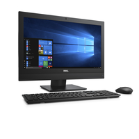 "DELL OptiPlex 5250 3.4GHz i5-7500 21.5"" 1920 x 1080pixels Black All-in-One PC"