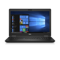 DELL Latitude 5580 2.60GHz i5-7300U 15.6