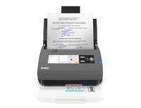 Ambir Technology DS820IX-ATH ADF scanner 600 x 600DPI Black,Grey scanner