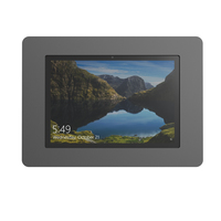 "Compulocks 540ROKB 12.3"" Black tablet security enclosure"