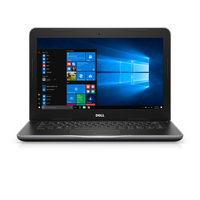 "DELL Latitude 3380 2.00GHz i3-6006U 13.3"" 1366 x 768Pixels Zwart, Grijs Notebook"