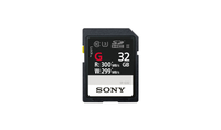 Sony 32GB UHS-II SD 32GB SDHC UHS-II Class 10 memory card