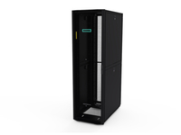 Hewlett Packard Enterprise P9K18A 42U 1360.77kg Black rack