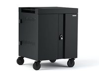 Bretford CUBE Cart Portable device management cart Black