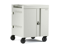 Bretford CUBE Cart Portable device management cart Grey