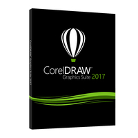 Corel CorelDraw Graphics Suite 2017 1U