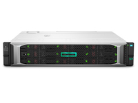 Hewlett Packard Enterprise D3600 w/12 10TB 12G SAS 7.2K LFF (3.5in) Midline Smart Carrier HDD 120TB Bundle 12000GB Rack (2U) dis