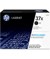 HP 37X Laser toner 25000pages Black