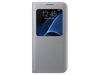 "Samsung S View Cover 5.5"" Folio Silver"