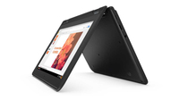 "Lenovo ThinkPad Yoga 11e 1.1GHz N3450 11.6"" 1366 x 768pixels Touchscreen Graphite Hybrid (2-in-1)"