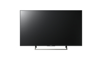 "Sony XBR-55X800E 54.6"" 4K Ultra HD Smart TV Wi-Fi Black LED TV"