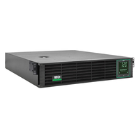 Tripp Lite SMART2200RM2UL Line-Interactive 2200VA Rackmount Black uninterruptible power supply (UPS)