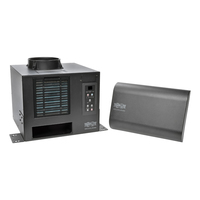 Tripp Lite SRCOOL2KWM 55dB Black mobile air conditioner