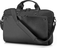 "HP Exec 15.6 Midnight Top Load 15.6"" Briefcase Black"