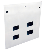 Eaton RSSPC422W Rack blank panel rack accessory