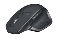 Logitech MX Master 2S RF Wireless+Bluetooth IR LED 4000DPI Right-hand Grey,White mice