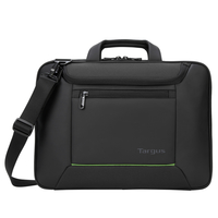 "Targus TBT918US 15.6"" Briefcase Black notebook case"