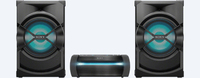 Sony HIFI SHELF SYS Home audio mini system Black