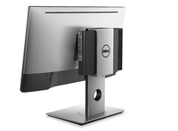 "DELL MFS18 27"" Freestanding Black,Silver flat panel desk mount"