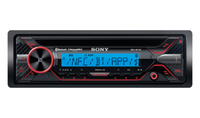 Sony MEX-M71BT Bluetooth Black car media receiver