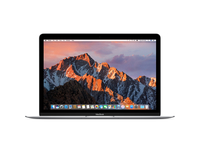 "Apple MacBook 1.3GHz 12"" 2304 x 1440Pixels Zilver Notebook"