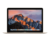"Apple MacBook 1.3GHz 12"" 2304 x 1440pixels Or Ordinateur portable"
