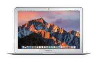 "Apple MacBook Air 1.8GHz 13.3"" 1440 x 900Pixels Zilver Notebook"