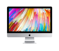 "Apple iMac 3.5GHz i5-7600 27"" 5120 x 2880Pixels Zilver Alles-in-één-pc"