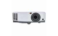 Viewsonic PA503S Desktop projector 3600ANSI lumens DLP SVGA (800x600) Grey,White data projector
