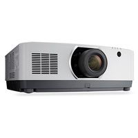 NEC NP-PA803UL-41ZL Desktop projector 8000ANSI lumens LCD DCI 4K (4096 x 2160) Black, White data projector