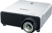 Canon REALiS WUX500ST Desktop projector 5000ANSI lumens LCOS WUXGA (1920x1200) Black,White data projector
